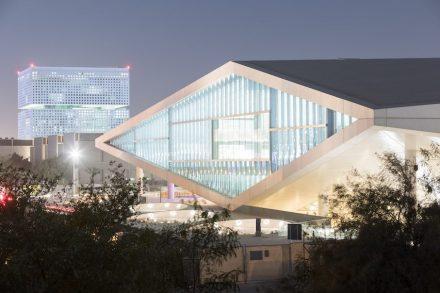 Qatar National Library. Photo: Iwan Baan