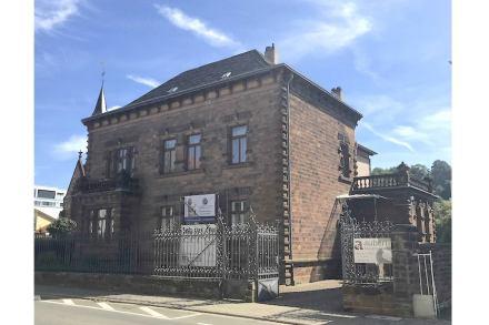 Villa Bauer, Merzig, Saar.