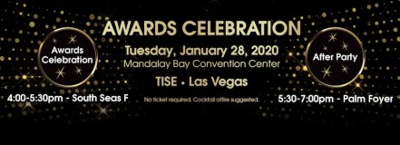 The NSI awards and scholarships celebration will take place at TISE Fair, Las Vegas, on January 28, 2020.