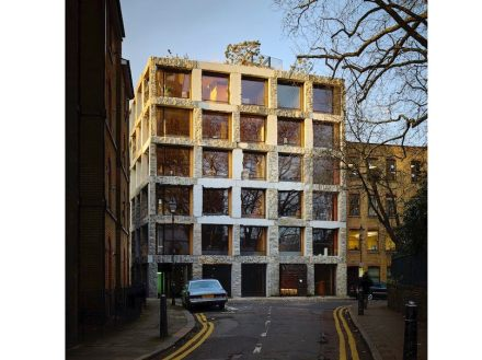 Groupwork + Amin Taha: 15 Clerkenwell Close, London.