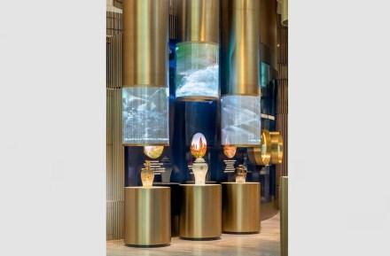 Ippolito Fleitz Group: Baijiu Experience Store in Shanghai.