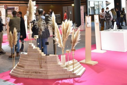 Design exhibition. Photo: Nicolas Rodet