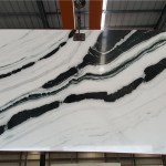 Panda White Marble Chinese White Marble For Wall Coverings Floor Coverings Countertop Marble Slabs