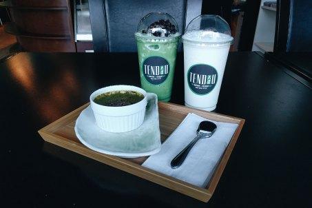 Best Matcha Toronto Tendou Cafe