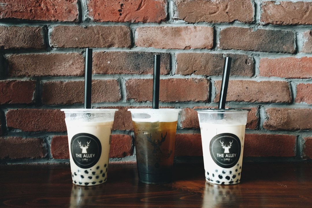 Alley Bubble Tea Markham