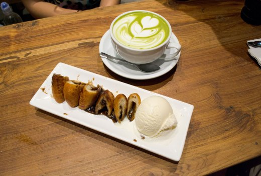 best asian dessert in New York City