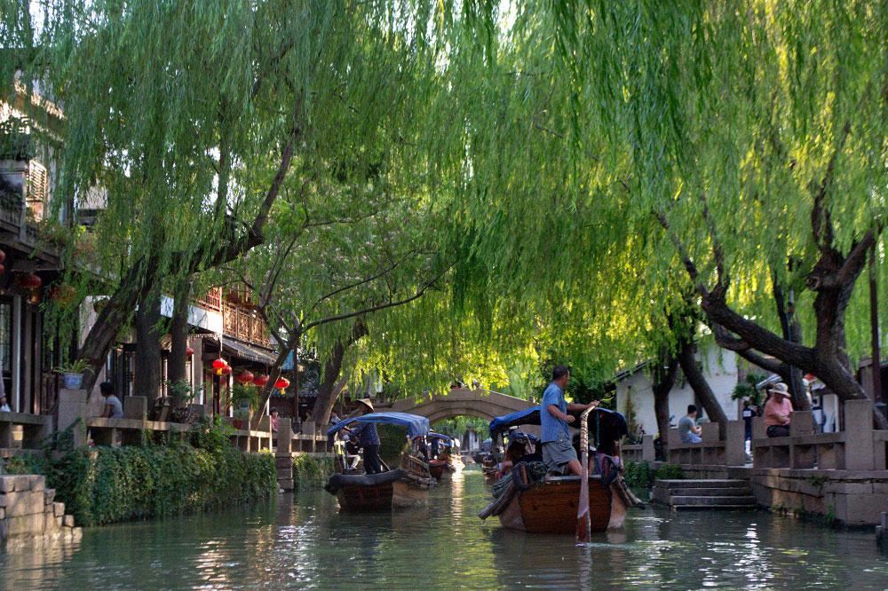Travel Zhouzhuang China