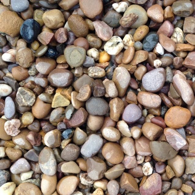 Quartz Garden Rocks