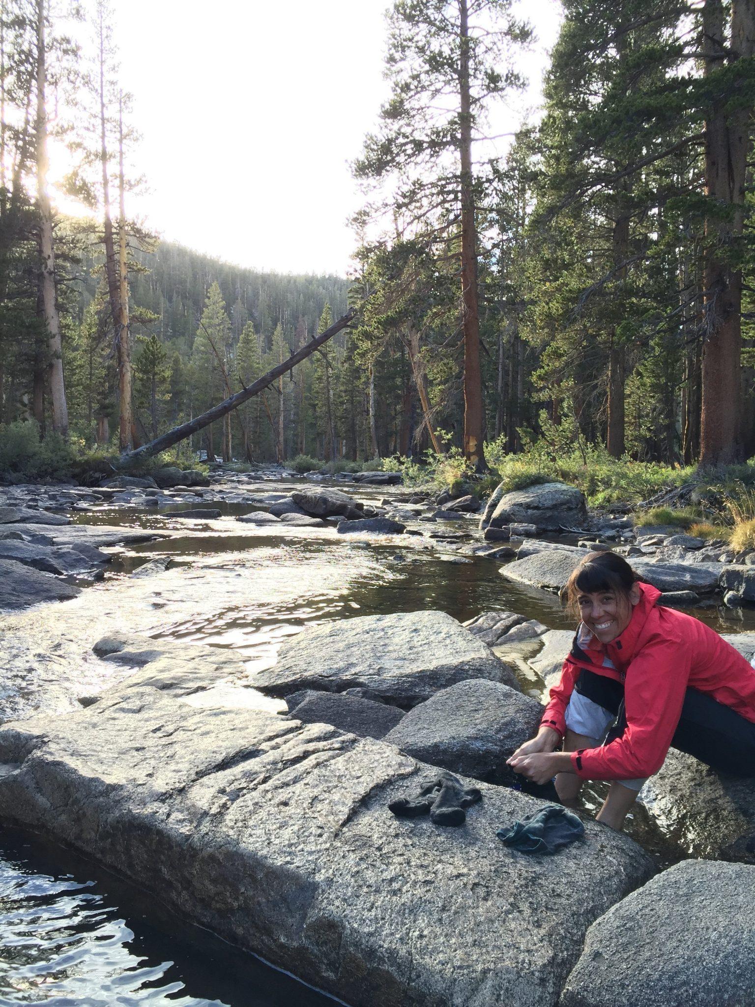 Bear Creek near the Lake Italy Trail (1)