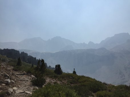 Climbing up to Forester Pass (2)