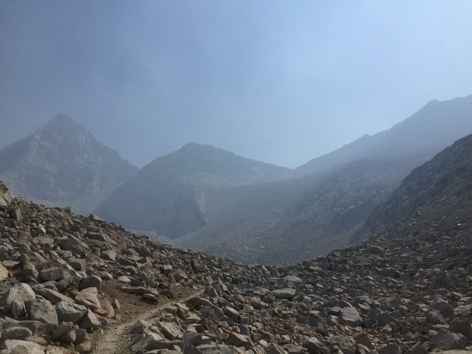 Climbing up to Forester Pass (4)
