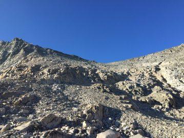 Climbing up to Glen Pass (2)