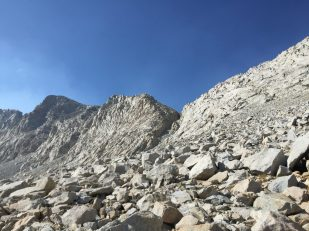 Coming down from Forester Pass (3)