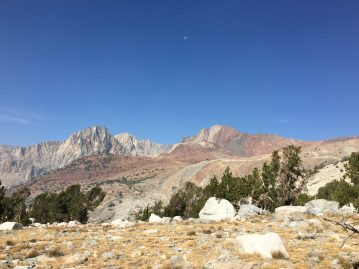 Coming down from Pinchot Pass (5)