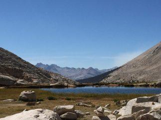 Final campsite at tarn above Guitar Lake (3)
