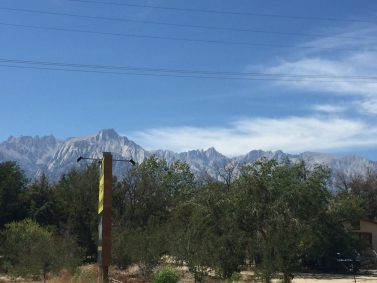 Mt. Whitney from Lone Pine