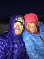 Sunrise on the summit of Mt. Whitney (5)