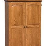 Petite Computer Armoire 452 Go 3209 9 Office Furniture Desks Stone Barn Furnishings Inc