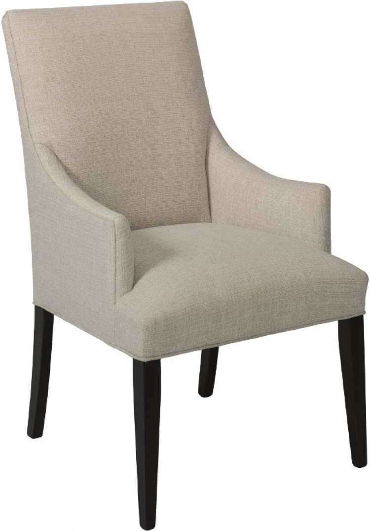 Parsons Upholstered Arm Chair