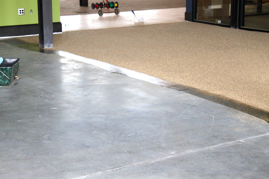 Vinyl Flooring That Looks Like Concrete