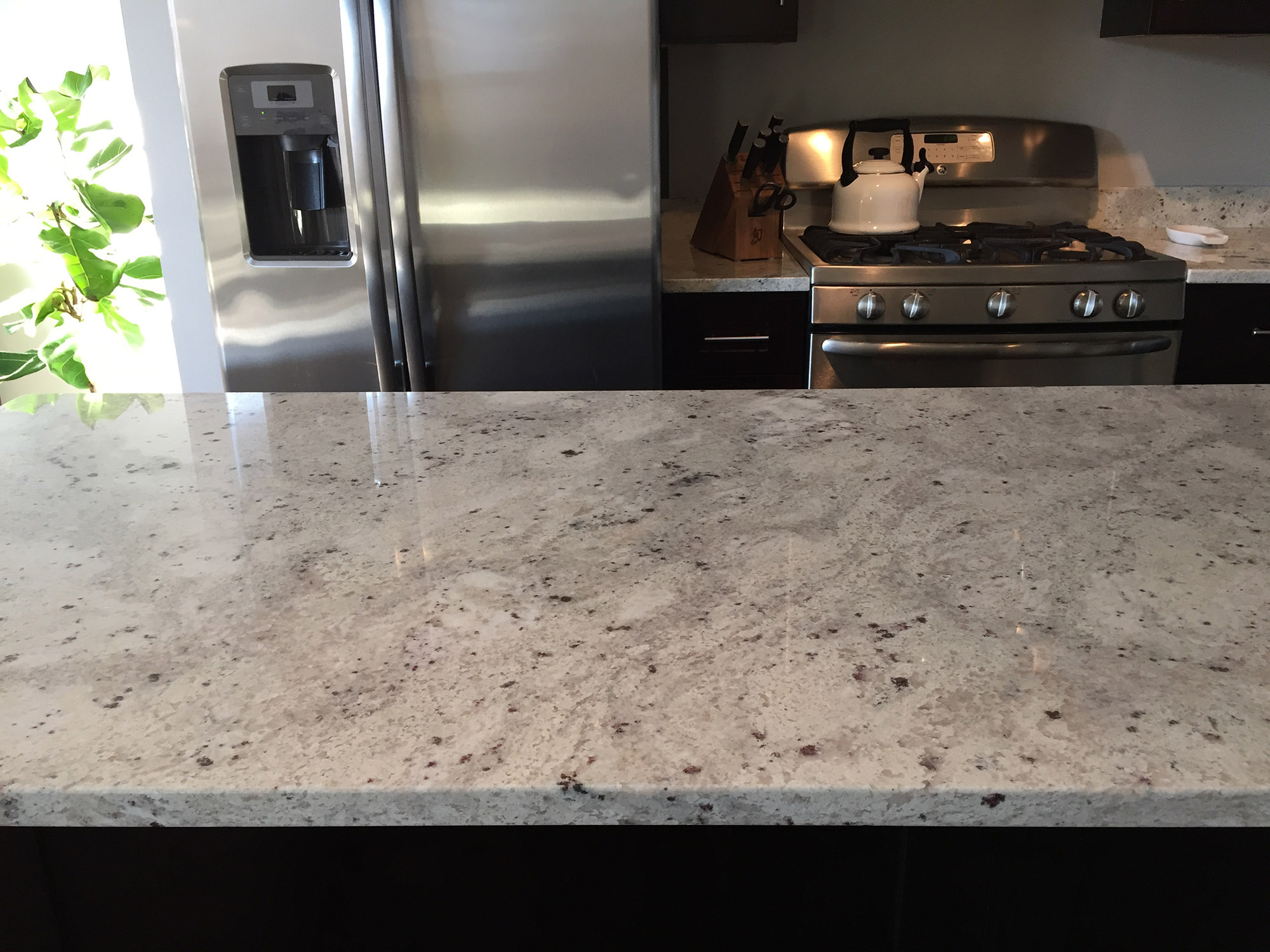 Kitchen Engineered Stone Countertops