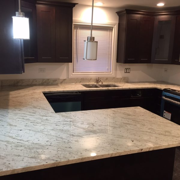 River White Granite Counterop Stone City Kitchen Amp Bath