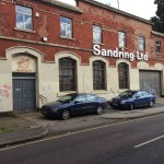 Commercial building Leeds - before
