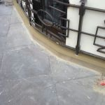 Betty Tea Room Harrogate after colour match stone repair