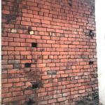 BEFORE - Rake out, re-point and replace damaged bricks - Sheffield