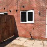 AFTER - Fire damage to house - cleaned using DOFF system