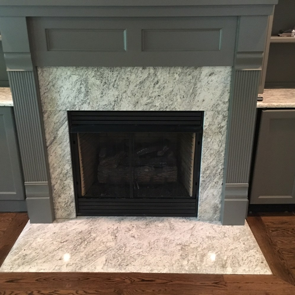 Carroll Fireplace