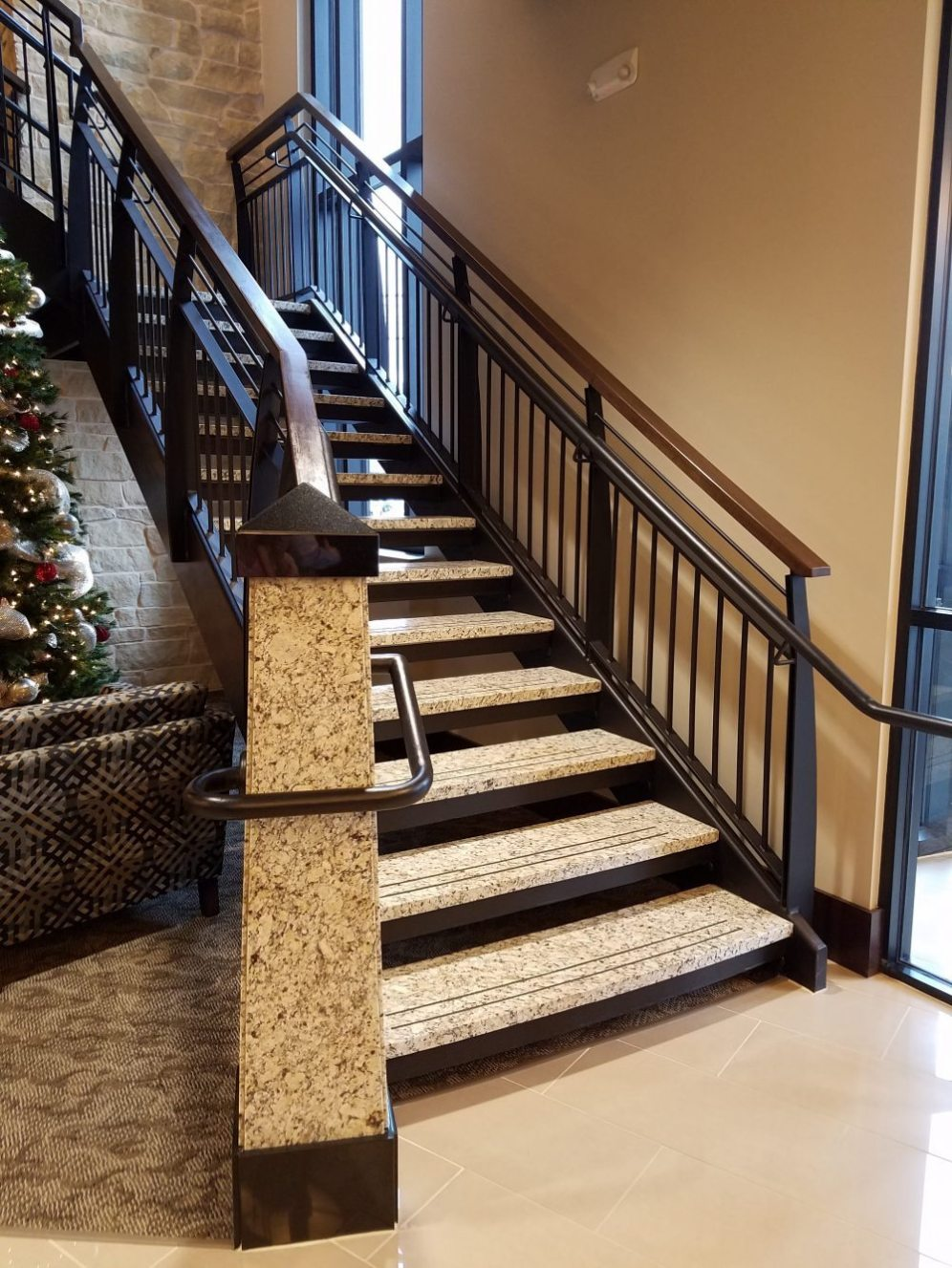 Commercial Bank Staircase