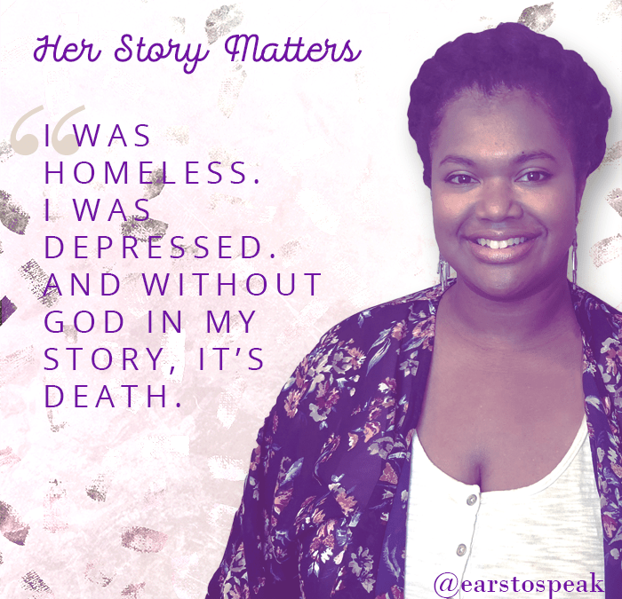 From Homeless to Wholeness | S2E7, Her Story Matters
