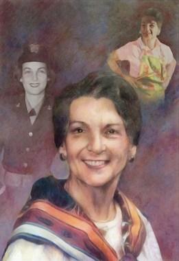 Janice Gravely Portrait