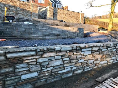 stone wall devon