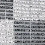 Gabions de Stonefence : gabion fin