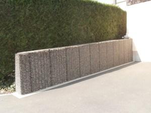 Parement mur exterieur  antibruit