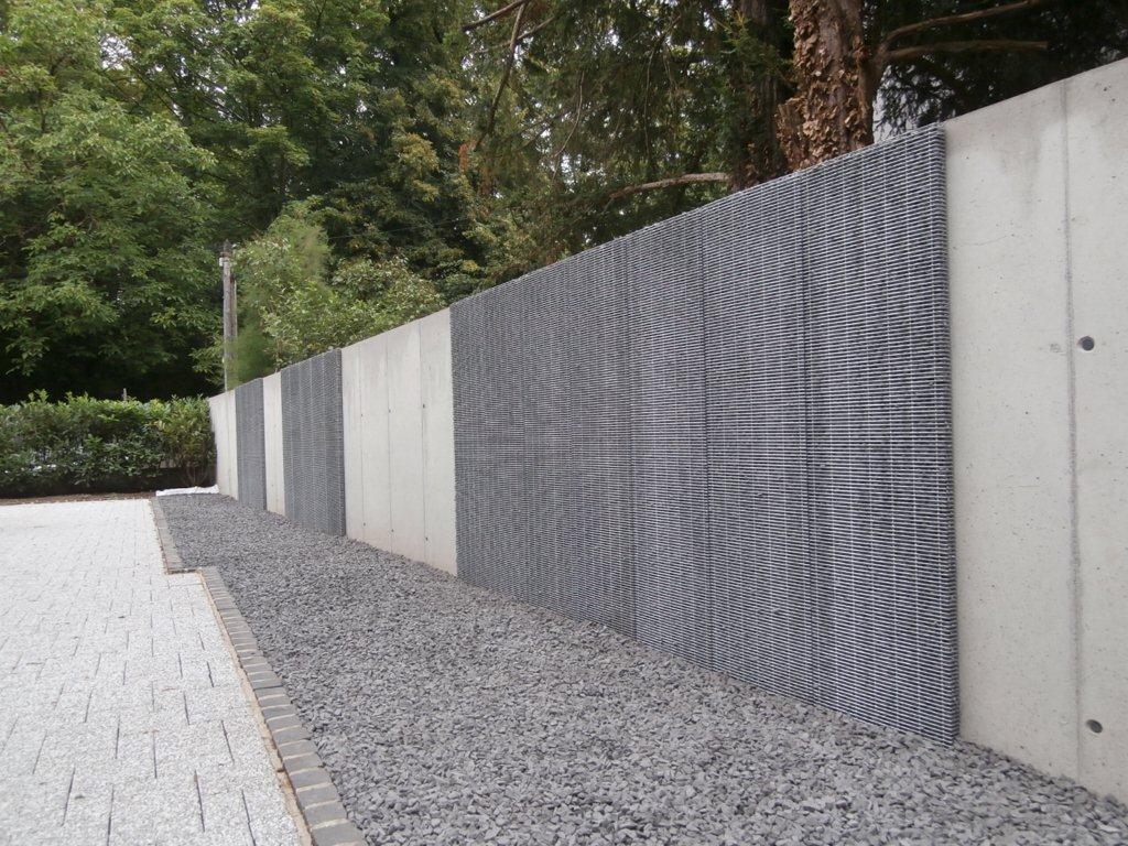 Habillage D Un Mur De Cloture nouveaux parements de mur en pierres à l'extérieur en alsace