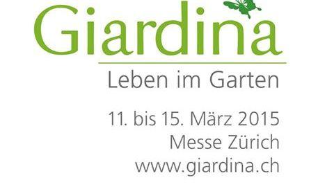 Salon Giardina 2015 Zürich Switzerland