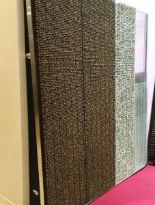 Panneau modulaire gabion Stonefence