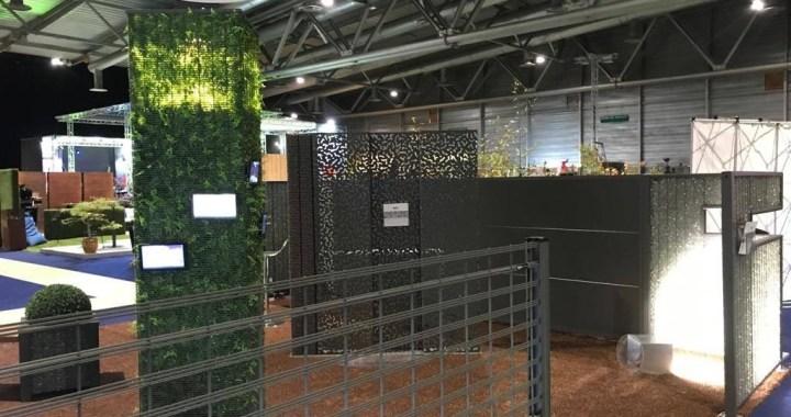 Salon Extérieur et Jardin avec Stonefence à Mulhouse
