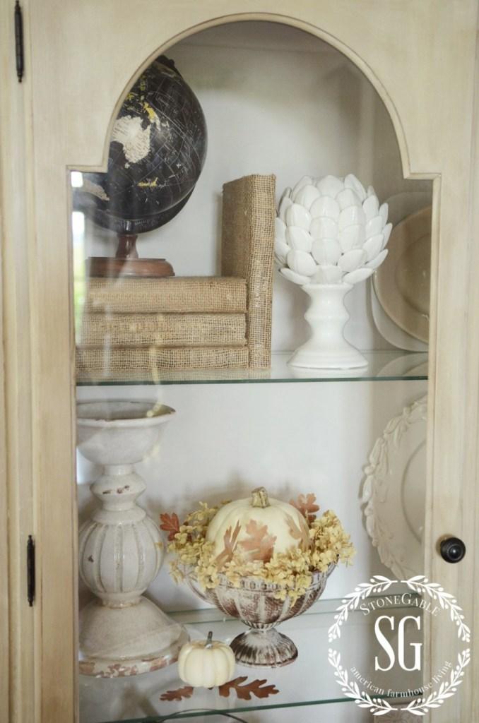 Hutch-Living Room-Styled-globe-stonegableblog.com