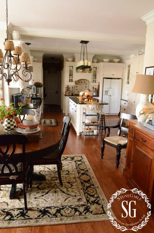 FALL HOME TOUR-stonegable-kitchen-stonegableblog.com