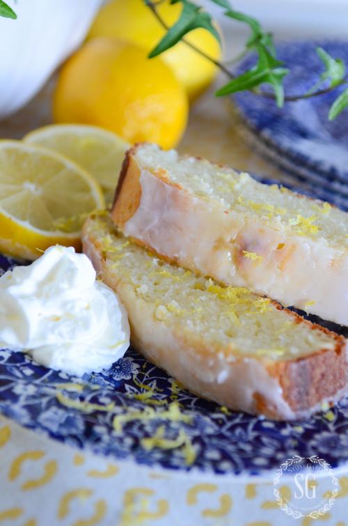 LEMON LOAF CAKE-great-flavor-stonegableblog