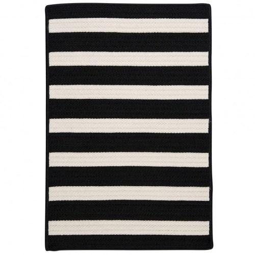 Colonial-Mills-Stripe-It-Black-White-Area-Rug-TR89R