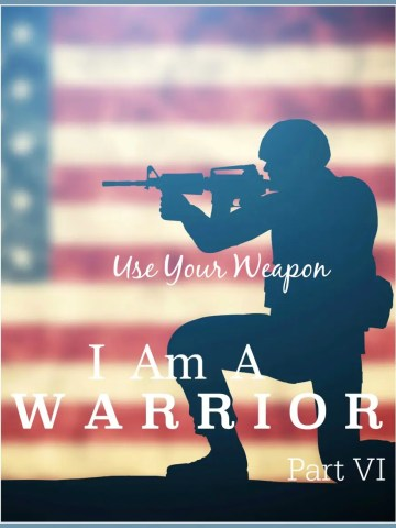 USE YOUR WEAPON