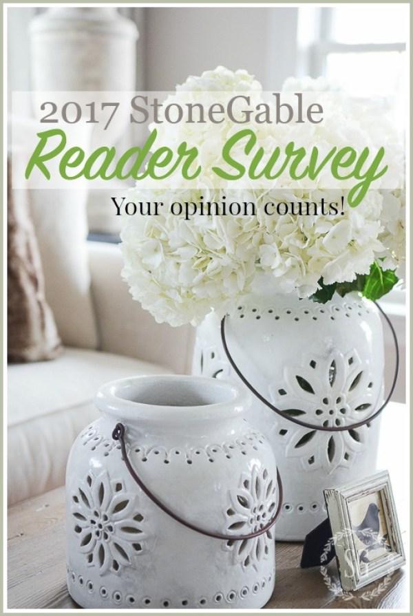 2017 READER SURVEY