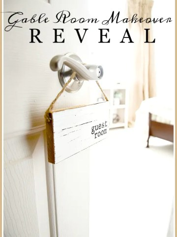GUEST BEDROOM MAKEOVER AND A $500.00 GIVEAWAY
