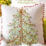 CHRISTMAS PILLOW LOVE 2017