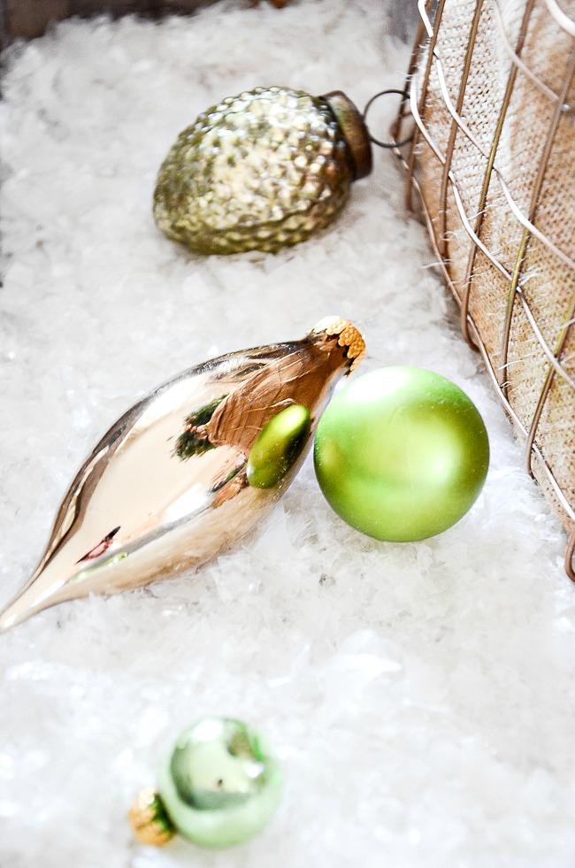 FORMULA FOR STYLING A CHRISTMAS VIGNETTE - StoneGable